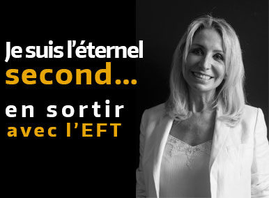 Je suis l'éternel second en sortir avec L'EFT