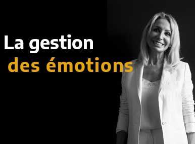 La gestion des émotions grâce à l'EFT - Sarah Frachon