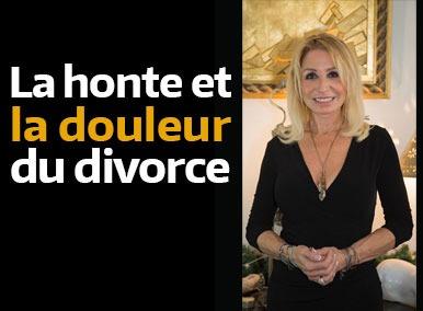 La honte et la douleur du divorce