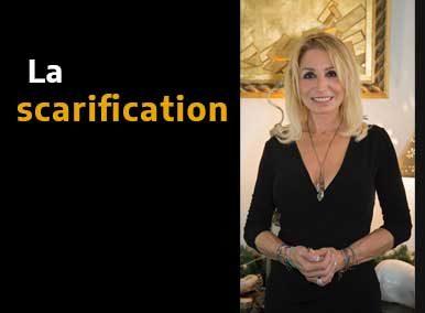 La scarification chez l'ado traitée en EFT Vidéo - Sarah Frachon