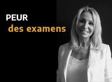 Peur des examens - Sarah Frachon