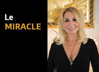 Le miracle traité en EFT vidéo - Sarah Frachon