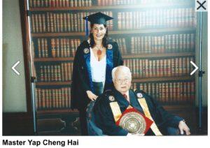 Master Yap Chen Hai