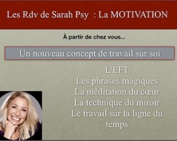Travailler la motivation