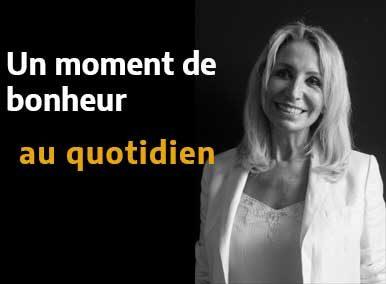 Un moment de bonheur quotidien en EFT - Sarah Frachon