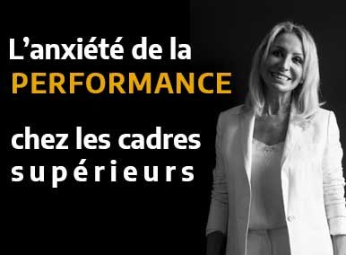 L'anxiété de la performance chez les cadres supérieurs traitée en vidéo EFT - Sarah Frachon