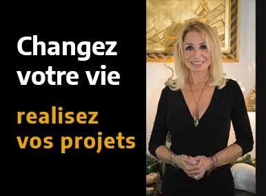 Changez votre vie, réalisez vos projets...Grace à l'EFT vidéo - Sarah Frachon
