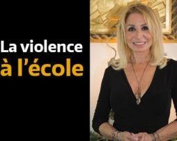 La violence à l'ecole