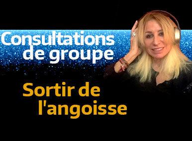 Consultation EFT: sortir de l'angoisse